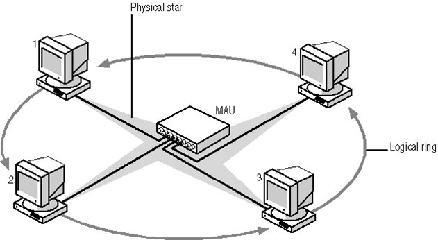 Ячеистая топология (mesh