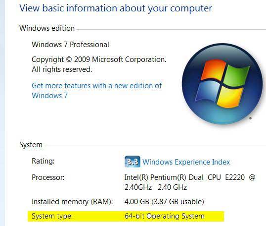 Скачать 32 Битную Систему На Windows 7 img-1